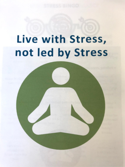 Live with Stress