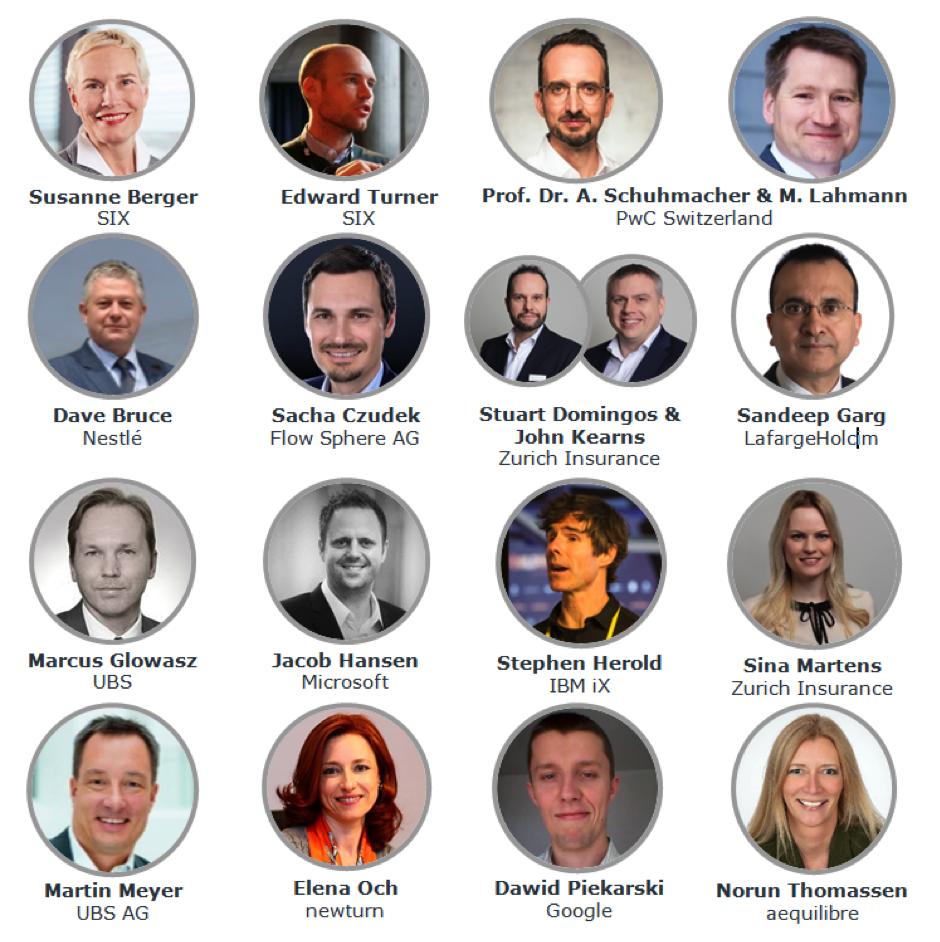 PM Conference 2019 Speakers