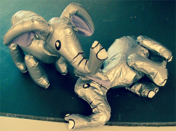 Elephant Bully