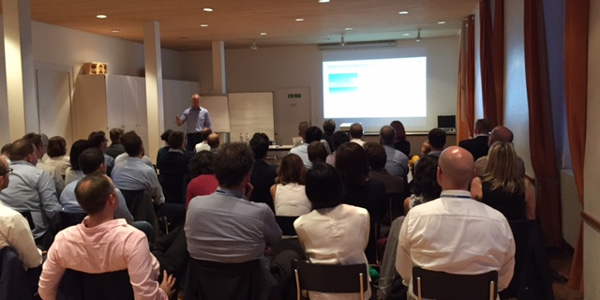 Knowledge management at Roche